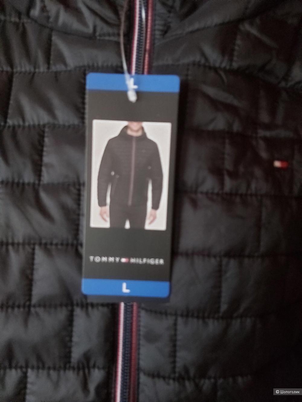 Куртка мужская Tommy Hilfiger, размер 52
