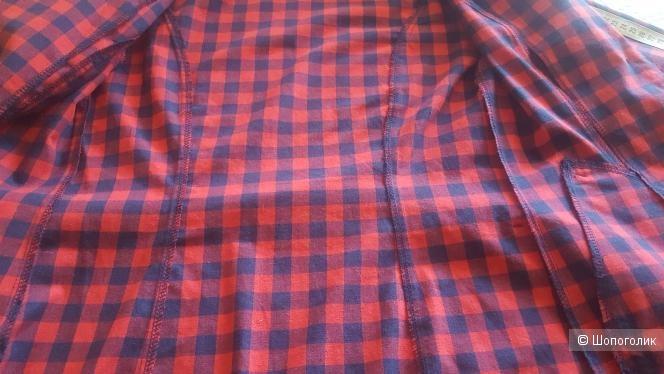 Платье- рубашка DarErNy.  Размер  42