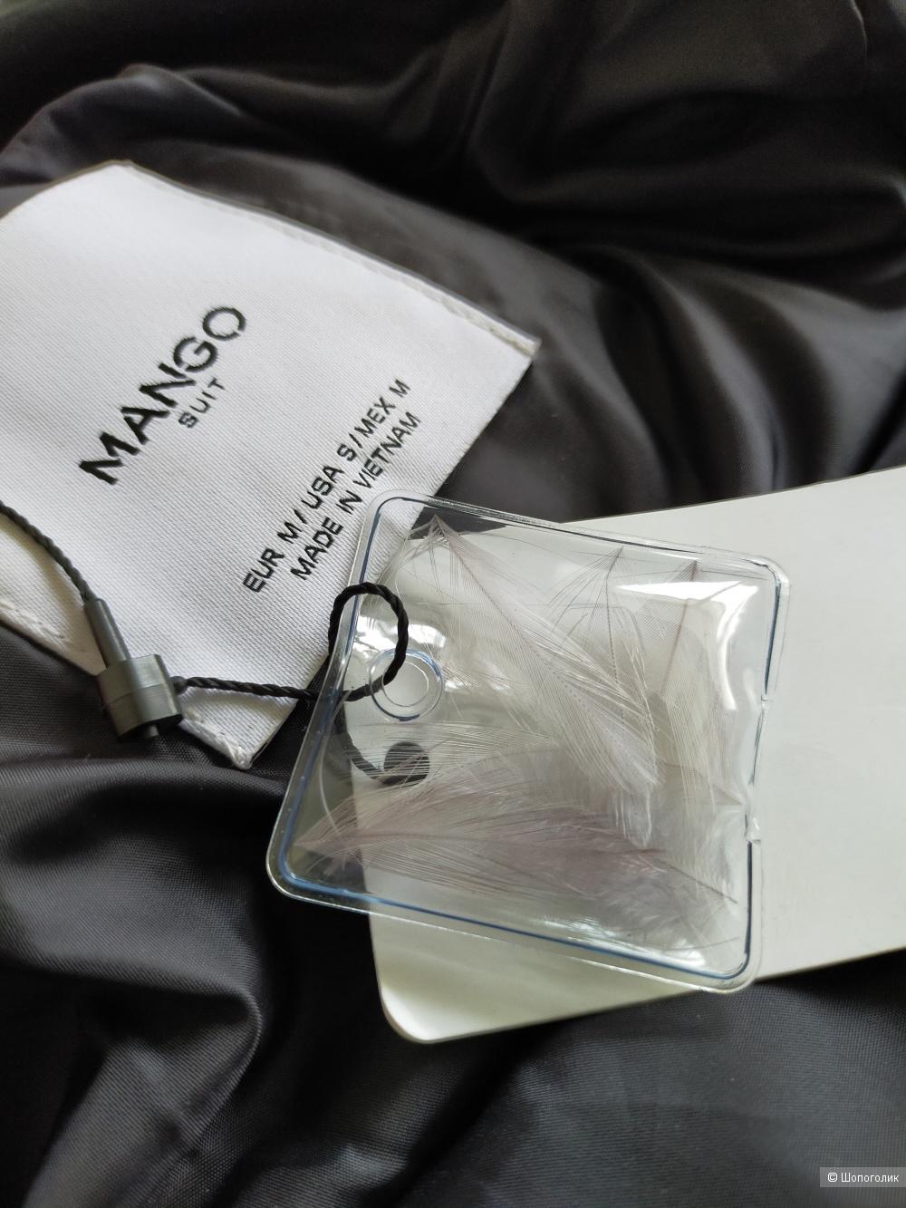 Пуховик Mango размер S/M/L