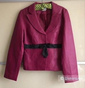 Кожаный пиджак Spiegel,10US(44)