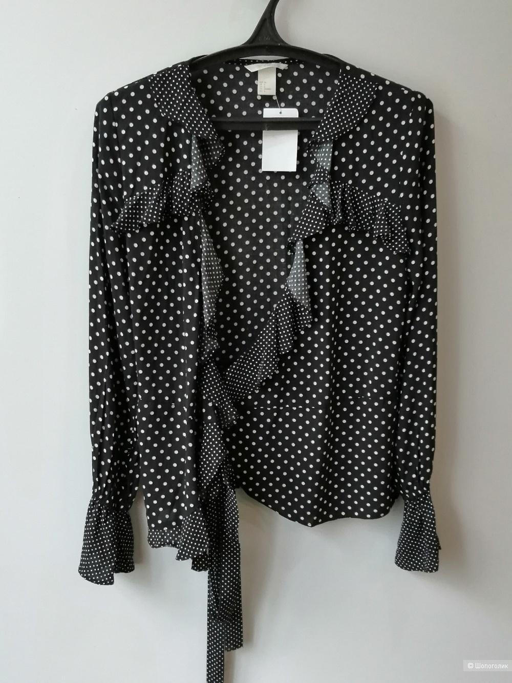 Блузка H&M, 42 размер