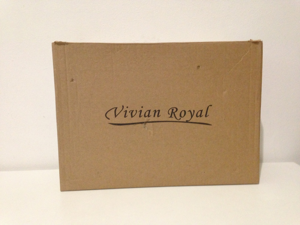 "Полусапоги ""Vivian Royal"", 38 размер."
