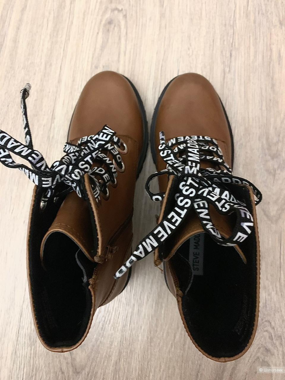Steve Madden ботинки 39/40