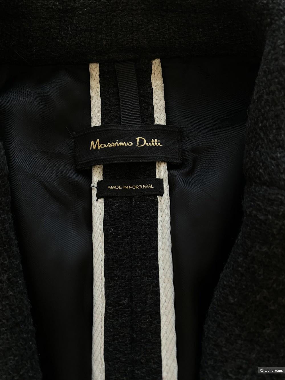 Пальто Massimo Dutti размер 44