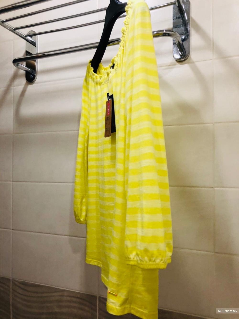 Блузка  CECIL.Размер М-L.