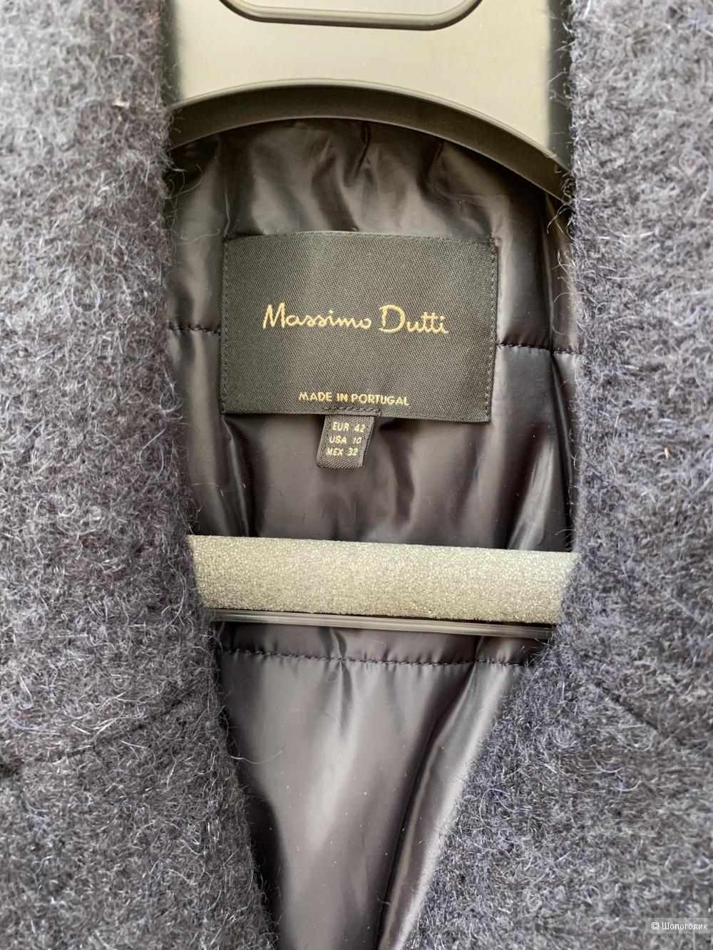 Женское пальто, Massimo Dutti, 46-48