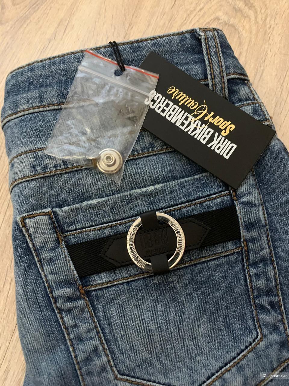 Dirk Bikkembergs джинсы 26
