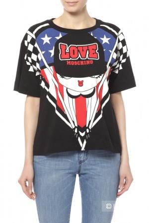 Футболка Love Moschino, ит.44, рос.46