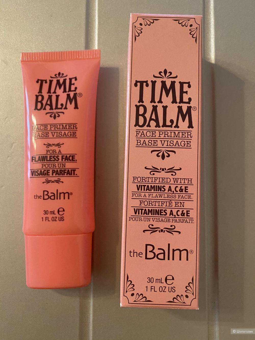 Основа для макияжа TimeBalm, THEBALM ,30 ml