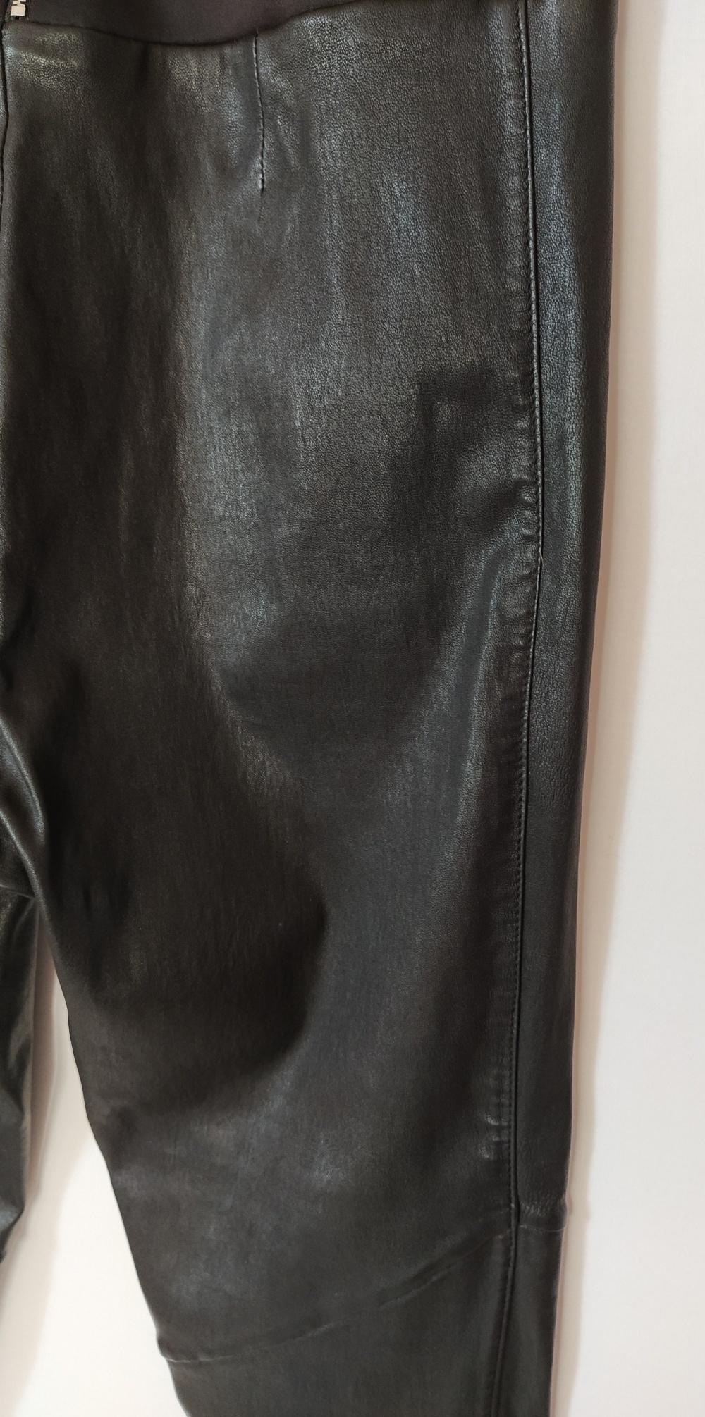 Кожаные брюки Muubaa, 48-50 размер