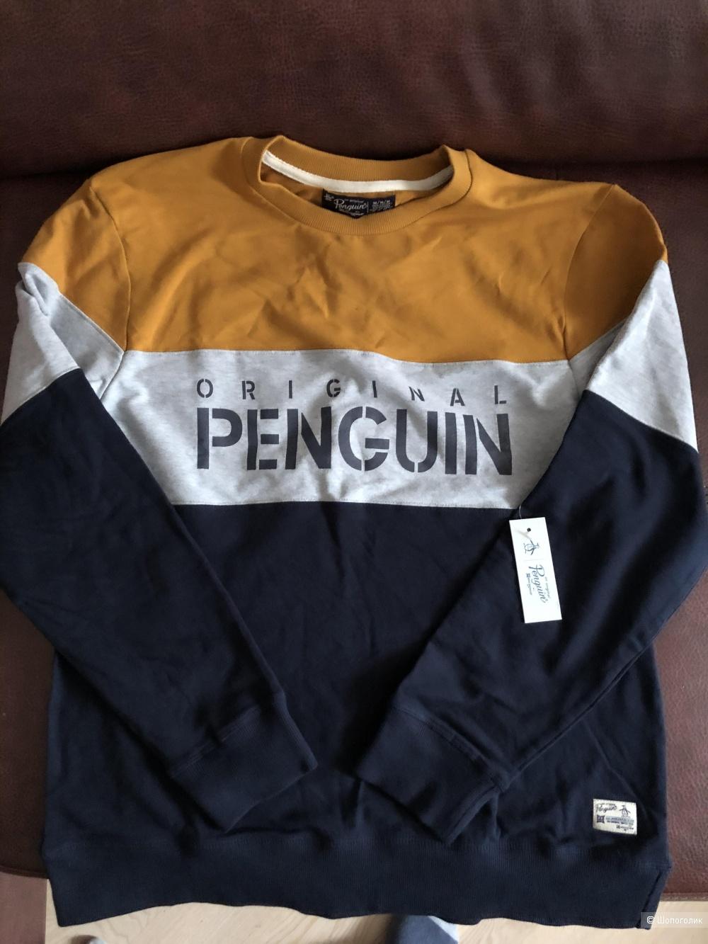 Лонгслив Original Penguin размер М