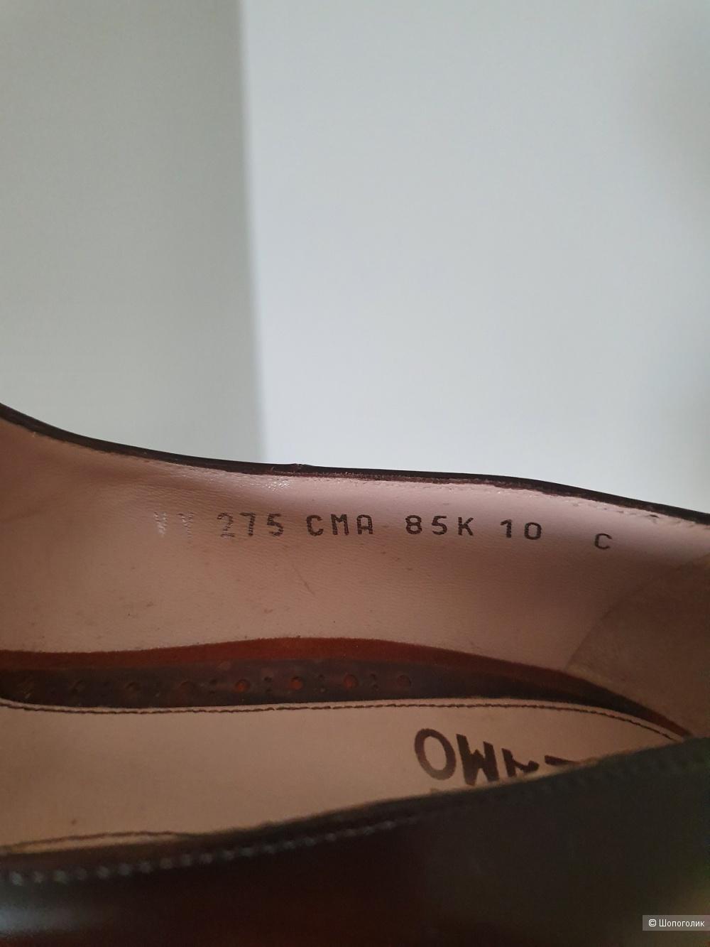 Туфли Salvatore Ferragamo 10 (40-41)