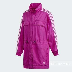 Куртка-ветровка ADIDAS, размер М (реально L -XL)