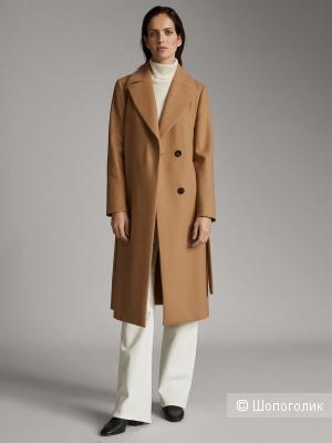 Пальто Massimo Dutti, маркировка 46