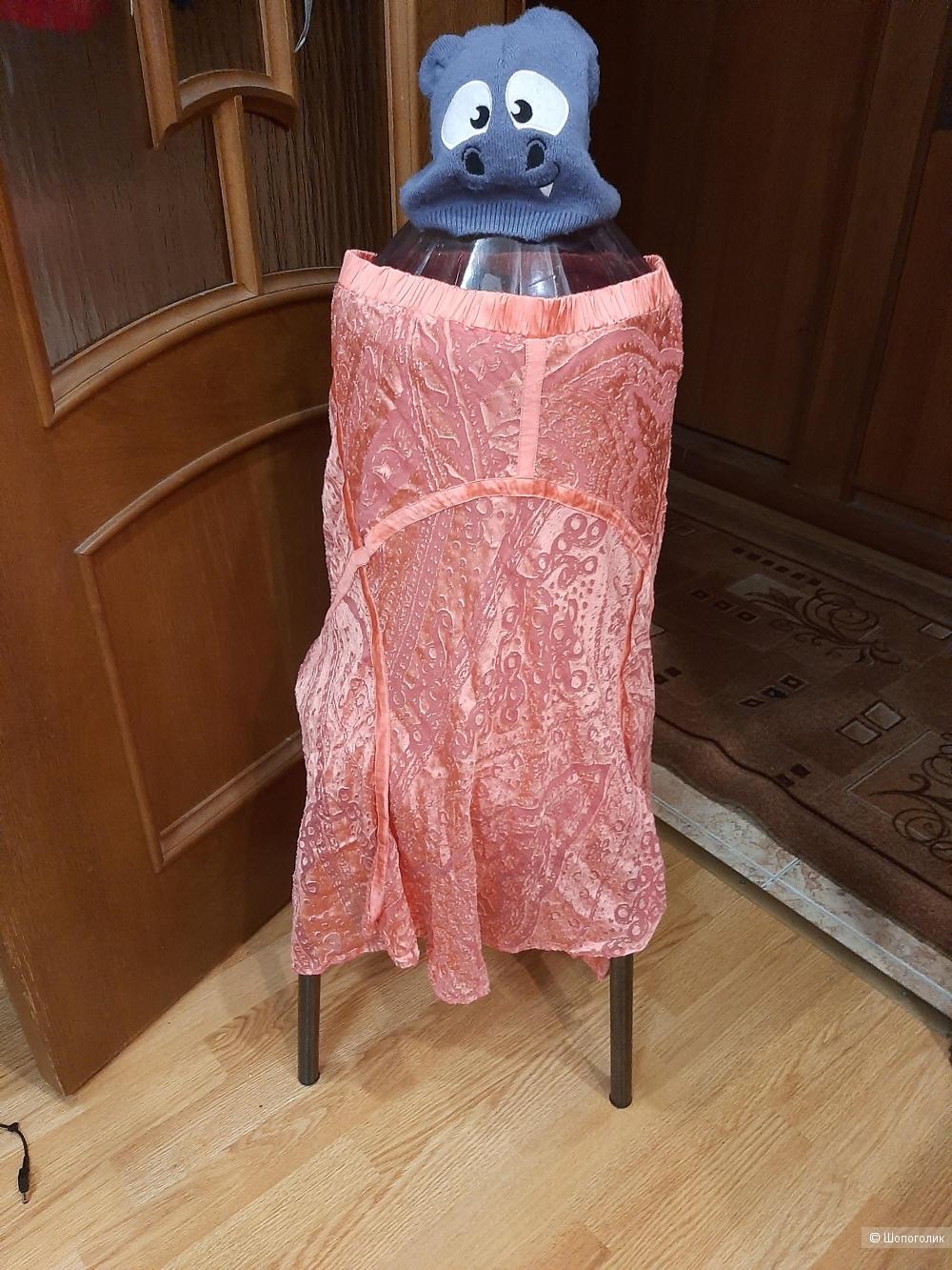 Юбка Roberto Cavalli 100% шёлк 46 размер