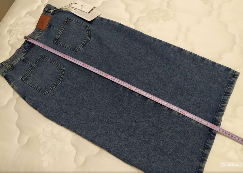 Юбка джинсовая  от PS Paul Smith р.42ит