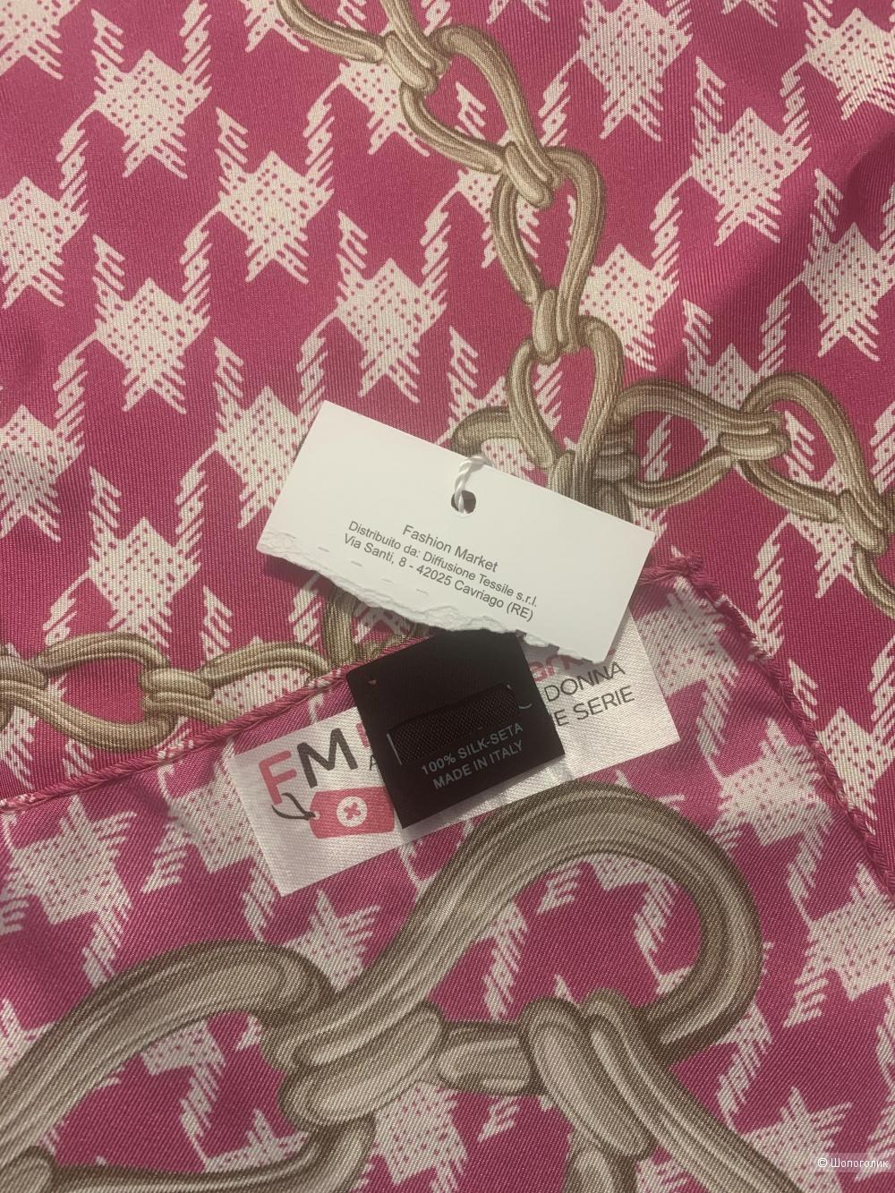 Шелковый платок, 70*70