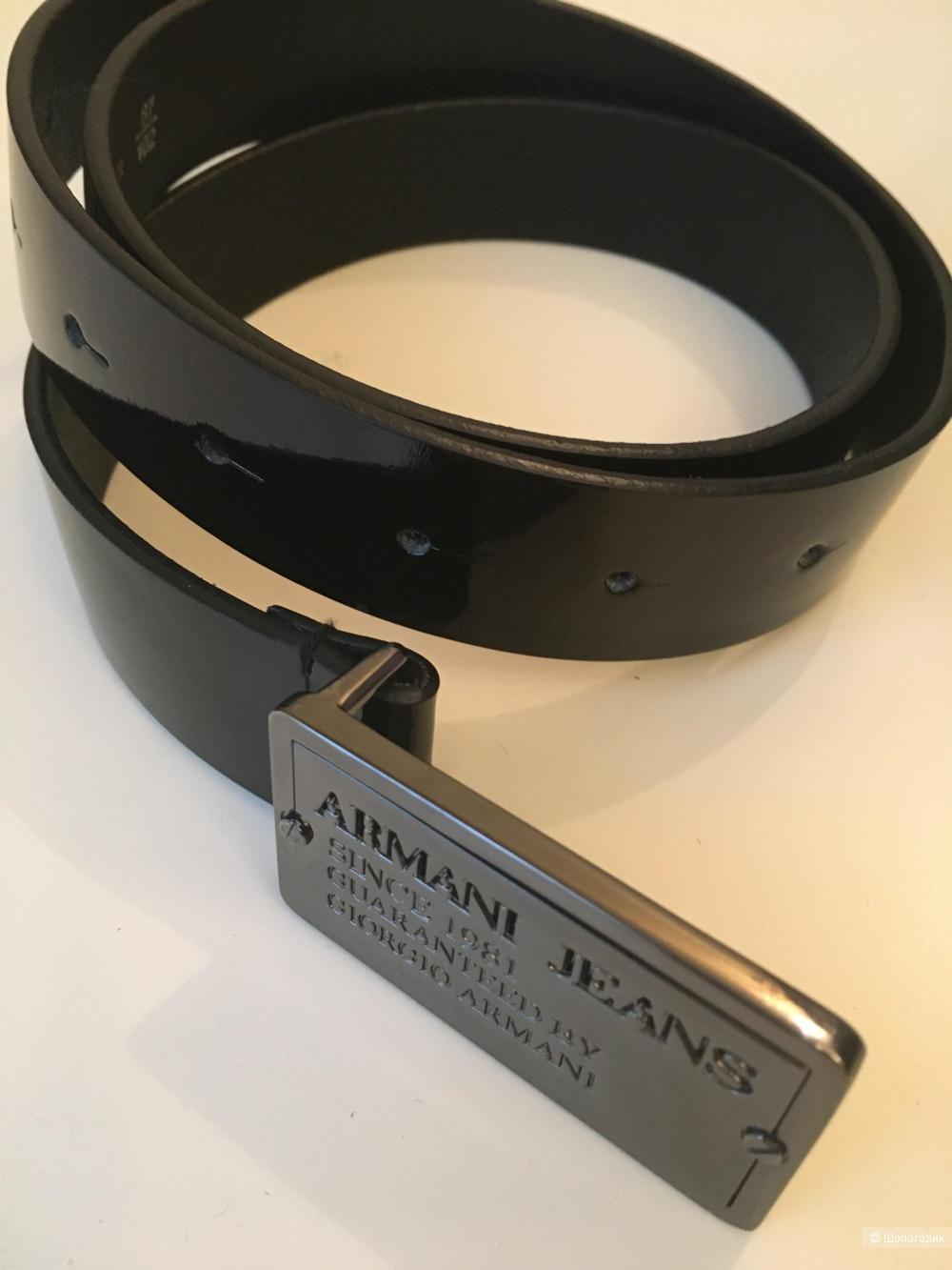 Ремень Armani Jeans, размер размер 87-102
