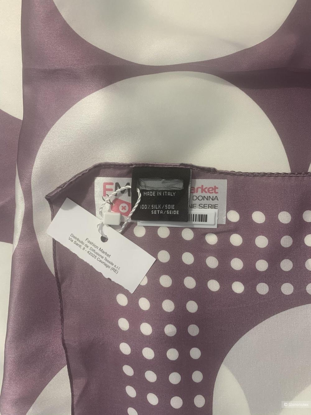 Шелковый платок, 75*75