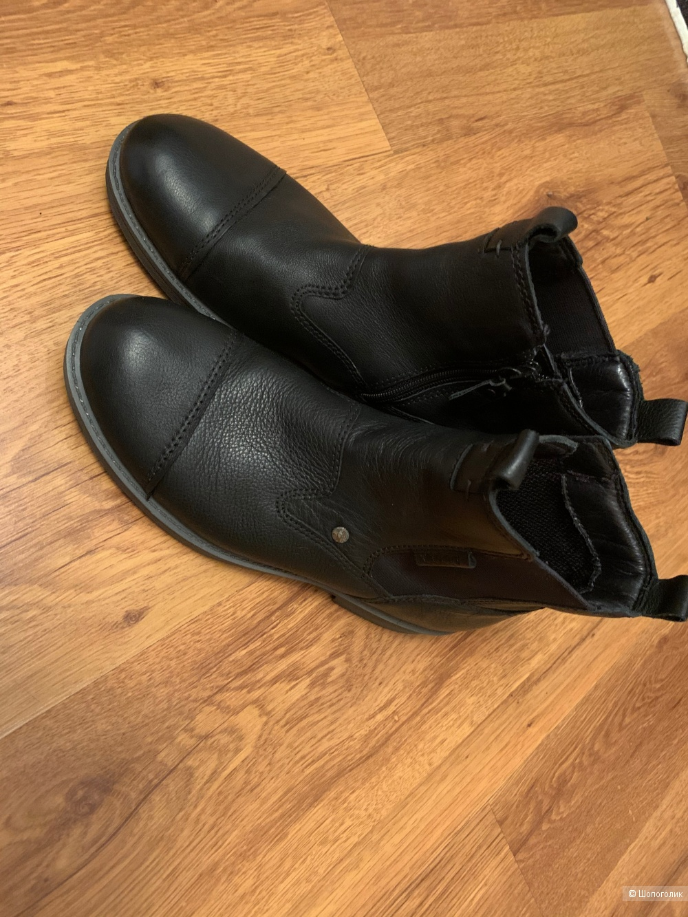 Ботинки ECCO р-р 37-38 женские