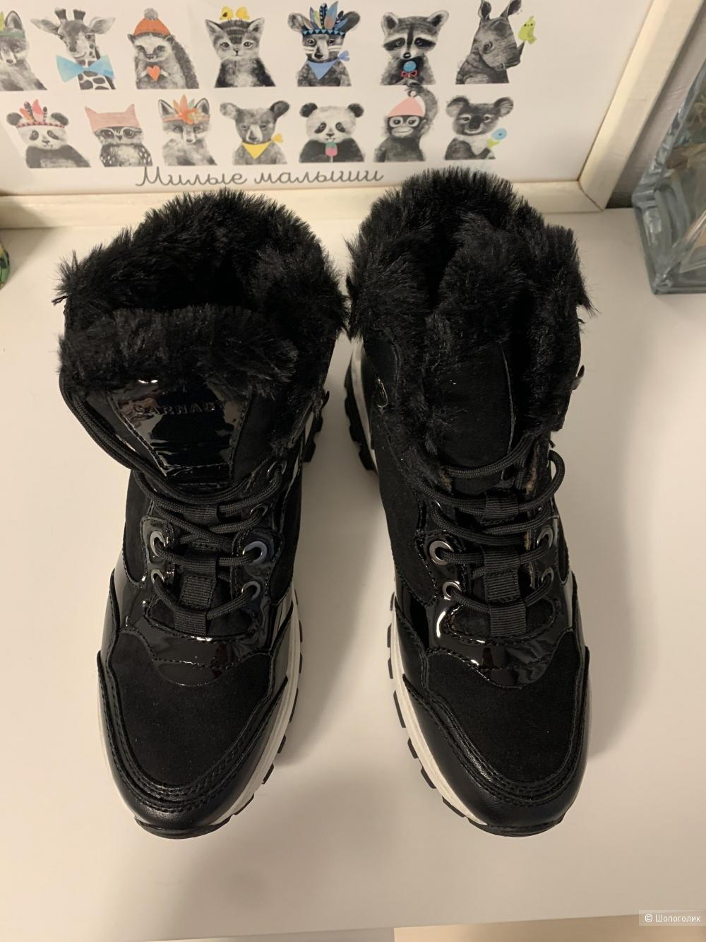 Зимние ботинки Carnaby 38-39