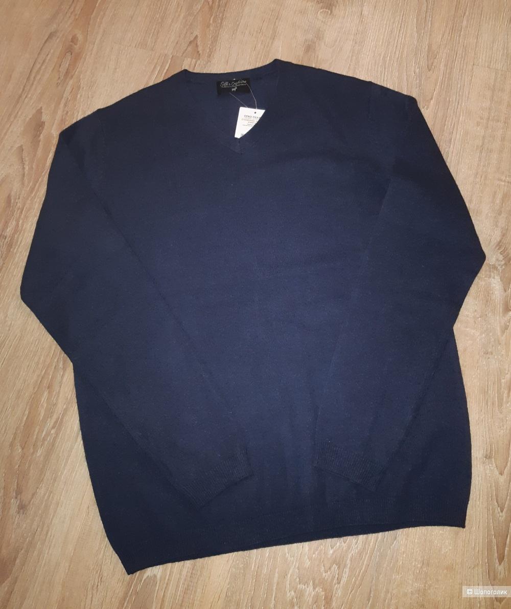 Пуловер royal class, размер 46/48