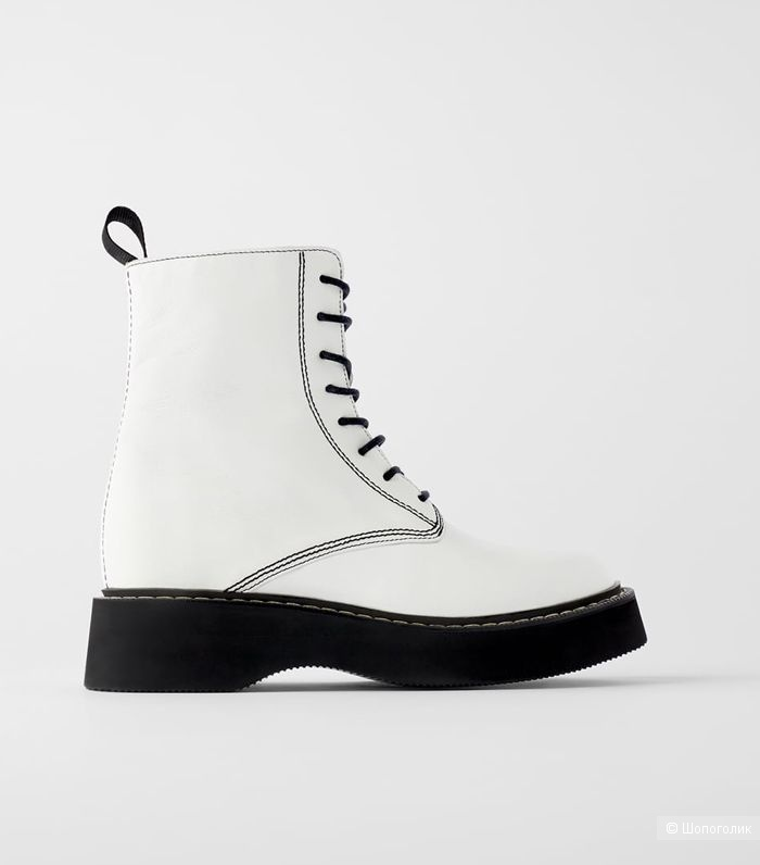 Ботинки Zara 37 размер