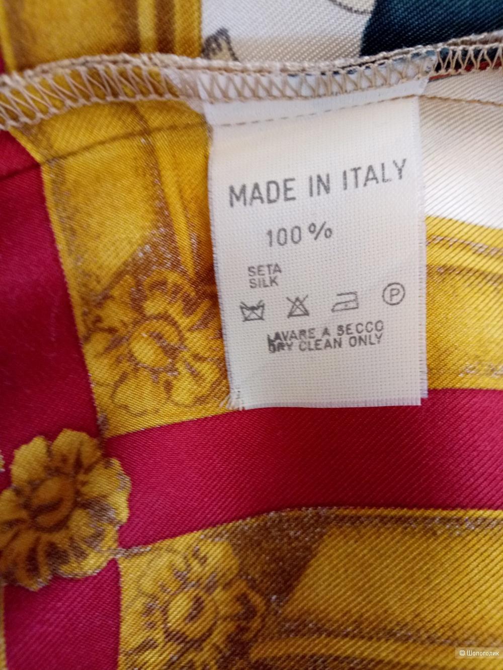 Шелковая блуза, размер 48*50 рос