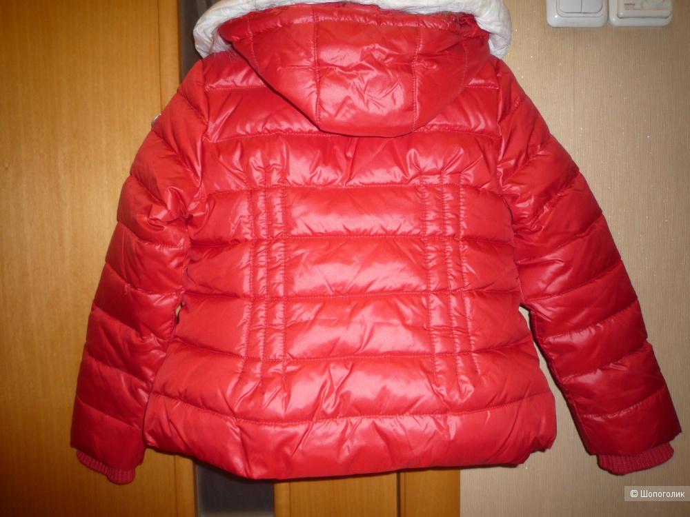 Куртка пуховая GULLIVER 128+ cm