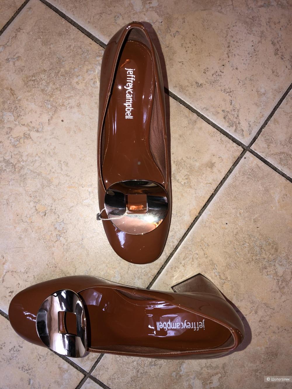Туфли Jeffrey Campbell, размер EU 37 (на 36-37)
