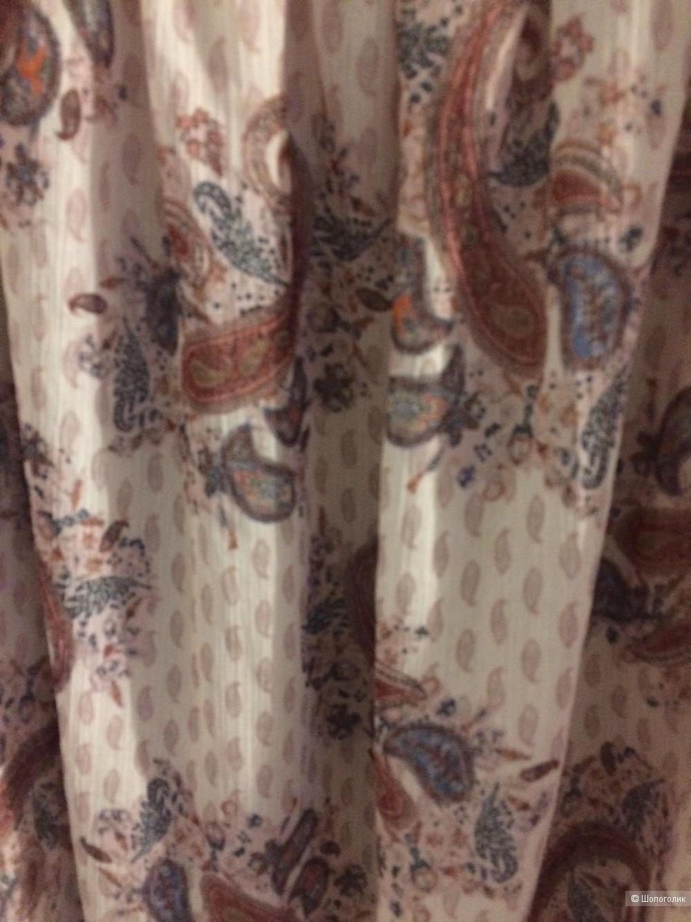 Блуза Violeta by Mango 50-52 размер.