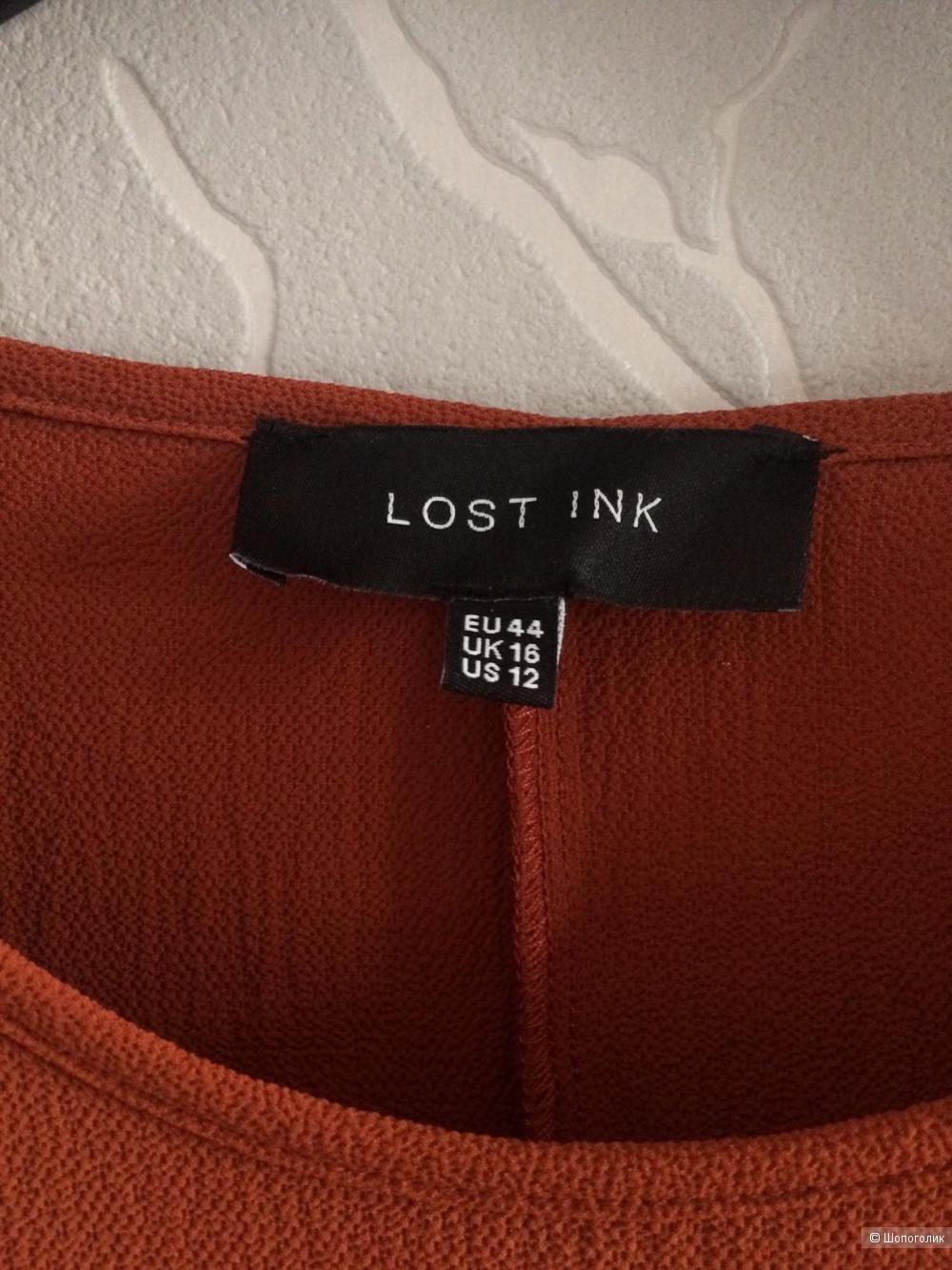 Платье Lost ink на 48-50