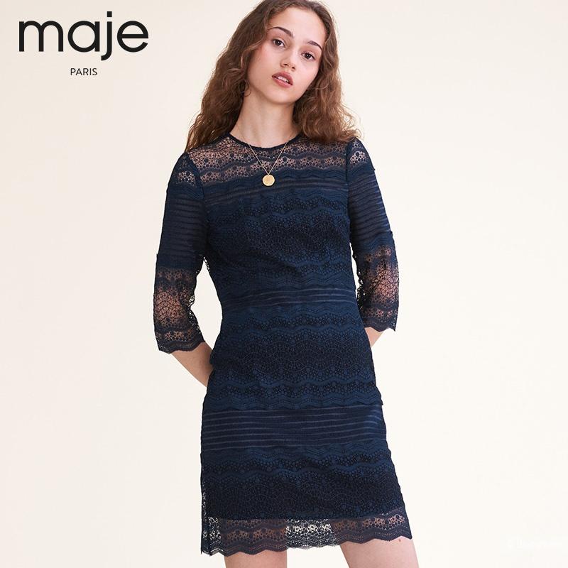 Платье Maje. Размер 42/44