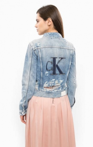 Куртка Calvin Klein, размер 40-44