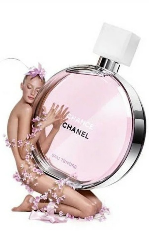 Туалетная вода Chanel Chance eau tendre, 100 ml