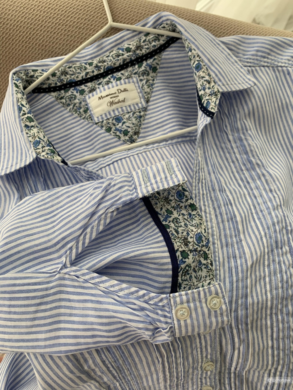 Рубашка Massimo Dutti, M