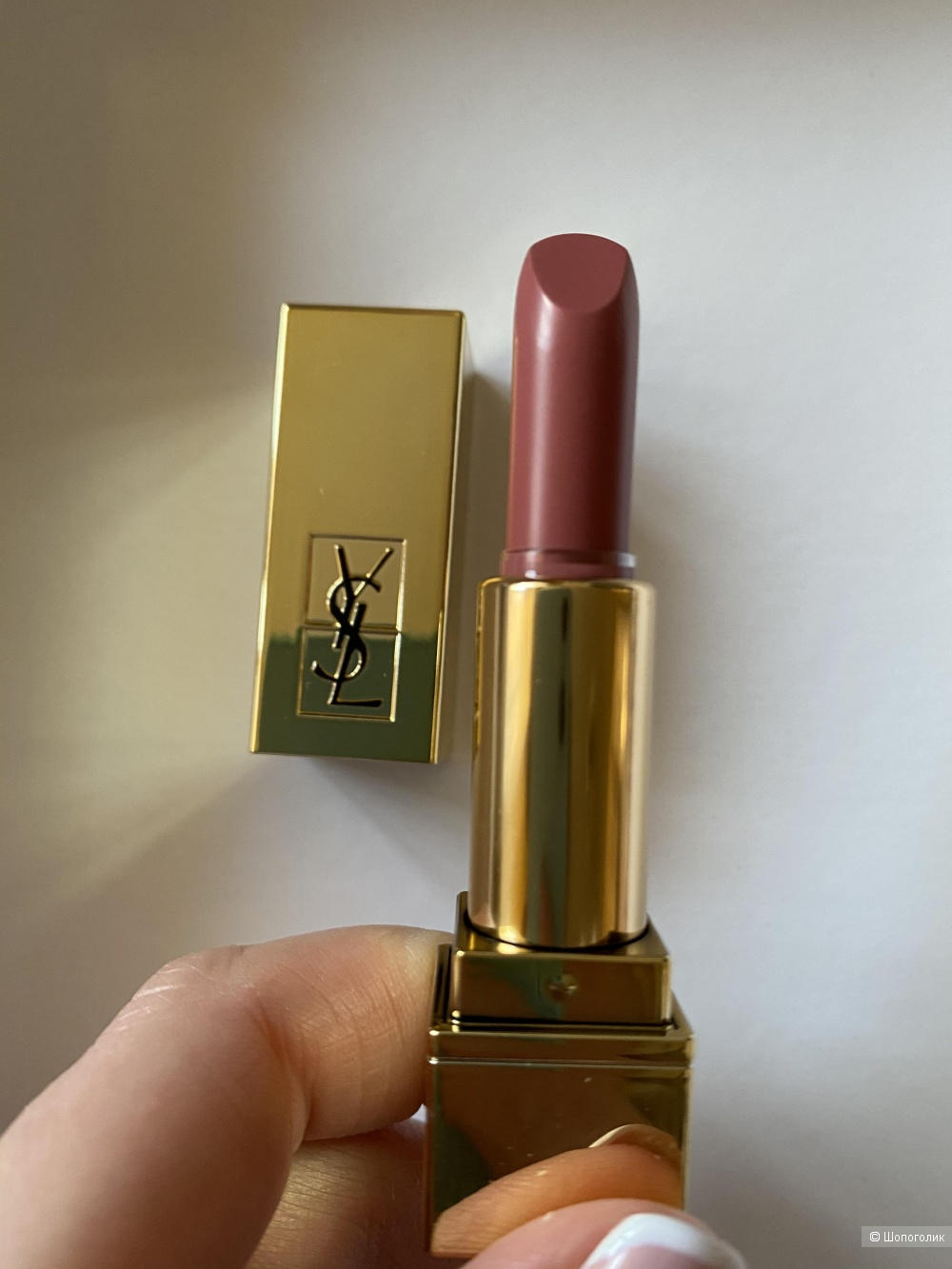 Губная помада YSL rouge pur couture оттенок 70
