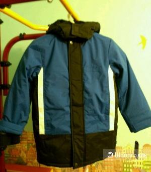 Детская зимняя куртка Nautika 6-7 лет