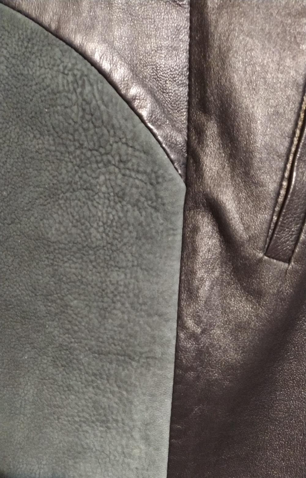 Кожаные брюки Collection Privée by   Virginia bizzi, М