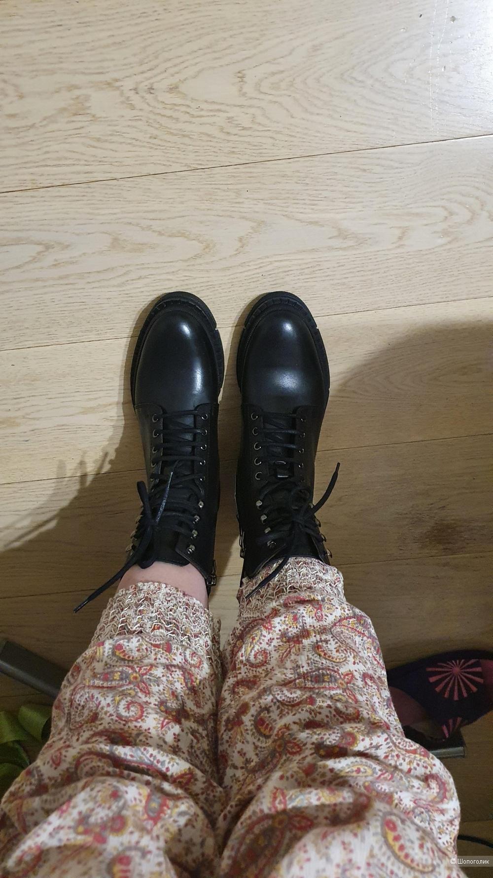 Ботинки  BRULLOFF. Размер 40