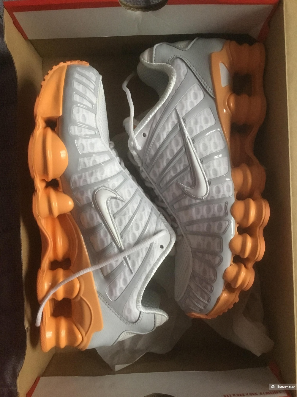 Кроссовки Nike, размер 8,5(25,5см)