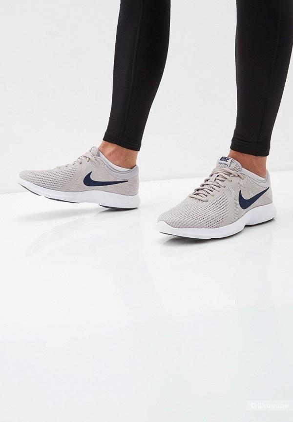 Мужские кроссовки Nike Revolution 4, 11.5US, 29.5см стелька.