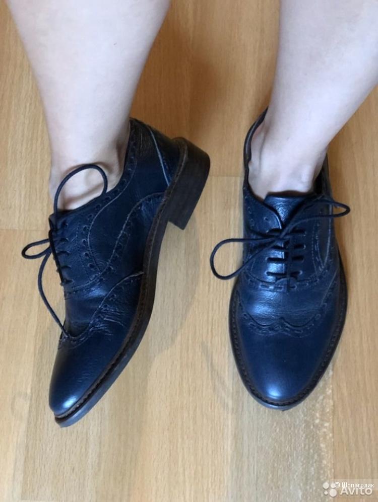 Ботинки (броги) Zara, 36 размер