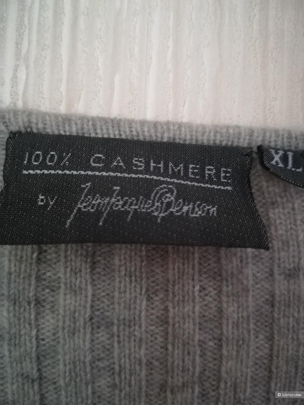 Джемпер 100% cashmere,XL