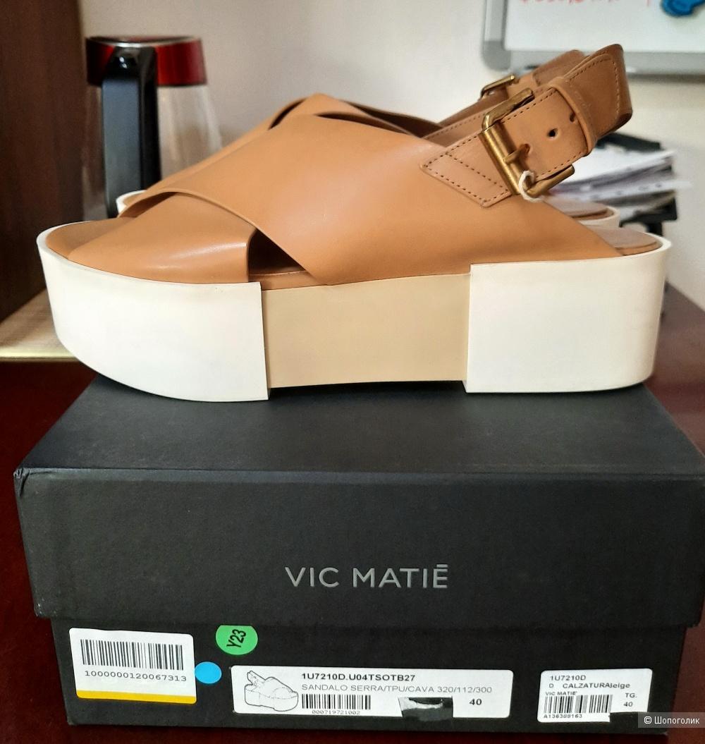 Сандалии VIC MATIĒ, 40 размер