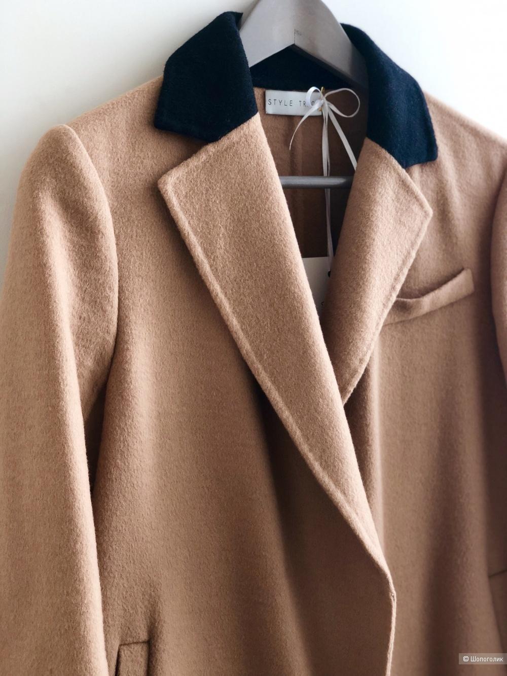 Шерстяное пальто Style Track, S