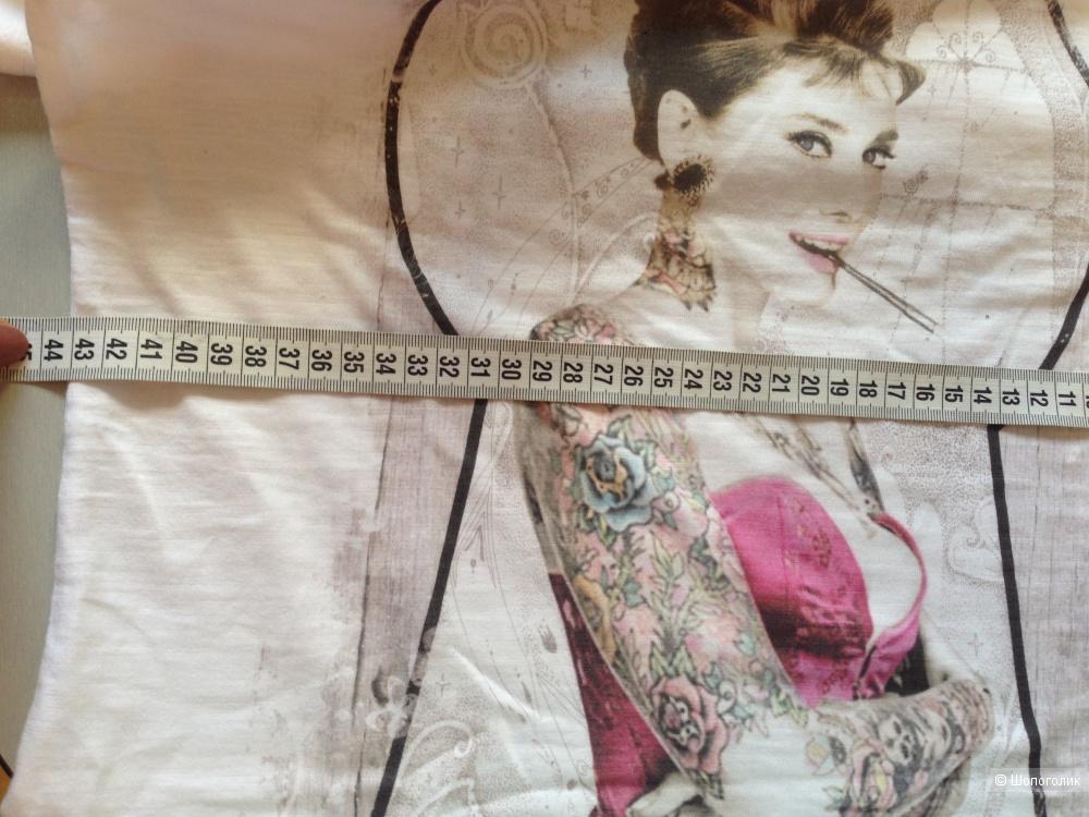 Женская футболка MY ART•T'S®, размер М