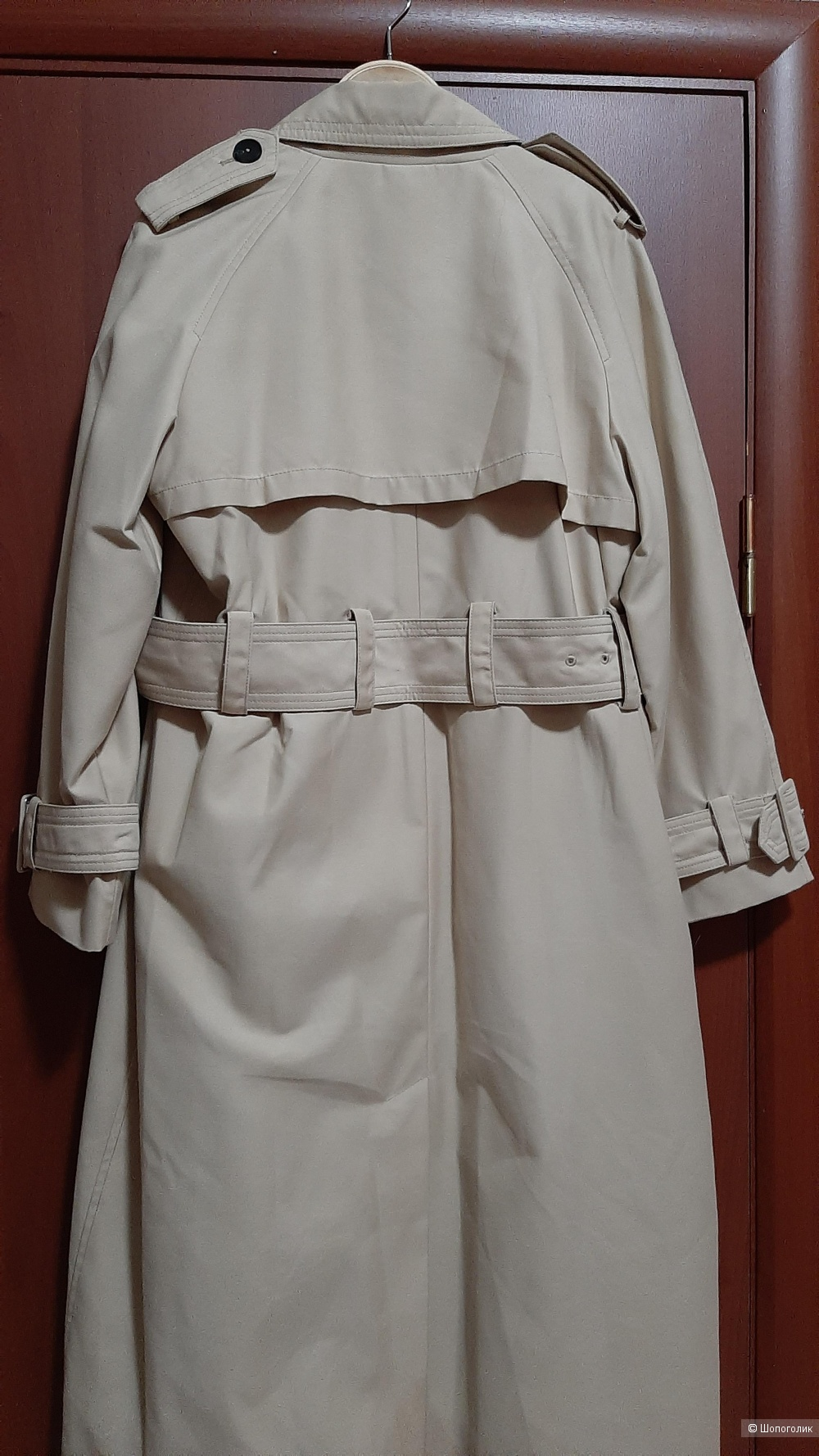 Тренч Zara размер М-Л