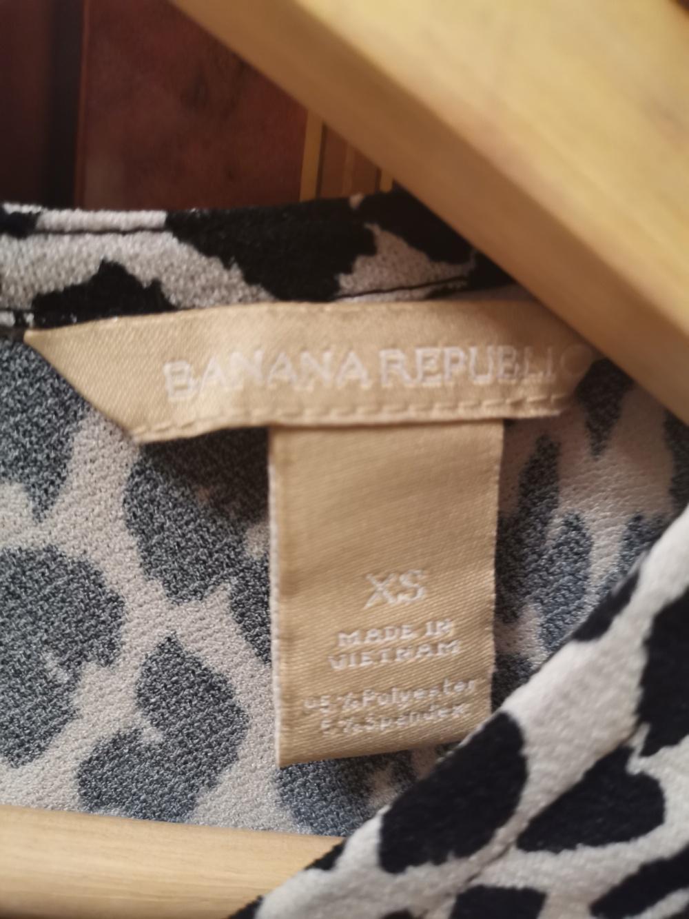 Топ, кофточка Banana Republic, размер 42-44, 44, 44-46 росс.