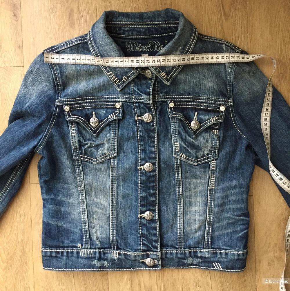 Куртка Miss Me Jeans 46-48 размер